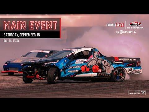 Formula Drift Texas 2018: Main Event Commercial Free