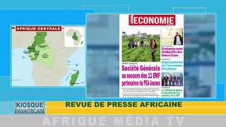 KIOSQUE PANAFRICAIN DU 25 04 2019