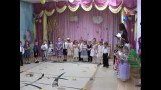Осенний утренник 2011 в Детском саду №44, г. Казань