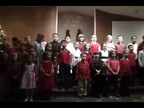Baldwinsville Christian Academy Christmas Pageant '13 - pt1