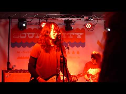 The Wytches - Digsaw and Burn Out The Bruise - Liverpool Sound City - Thursday 1st May 2014   The F