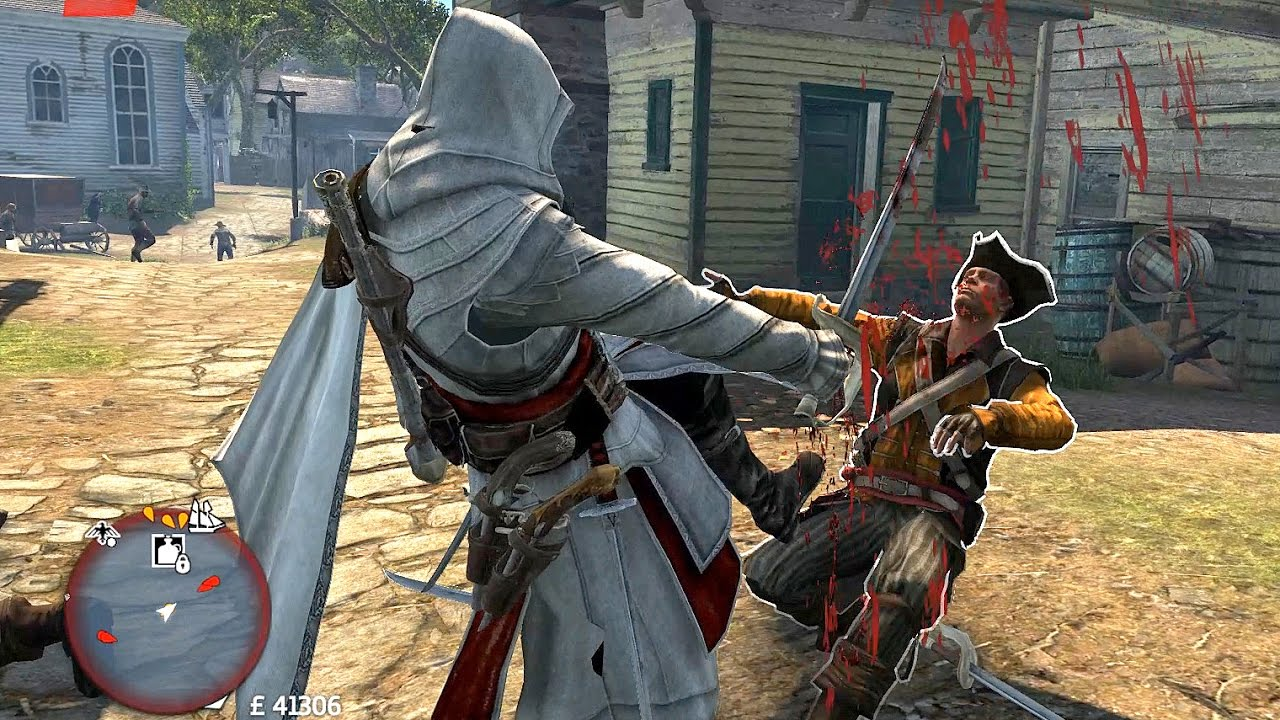 Assassin S Creed Rogue Ezio S Outfit Stealth Gang Headquarters