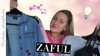 MEGA ZAFUL TRY-ON HAUL 2017 | Charlotte Blitzblum
