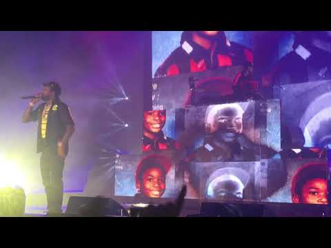 Meek Mill - Dreams and Nightmares & Uptown Vibes Live @ Revention Center Houston, Tx Feb. 23, 2019
