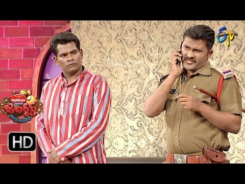 Chammak Chandra Performance |  Jabardasth | 8th November 2018 | ETV Telugu