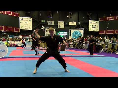 Vadim Derunov Weapons Irish Open 2018