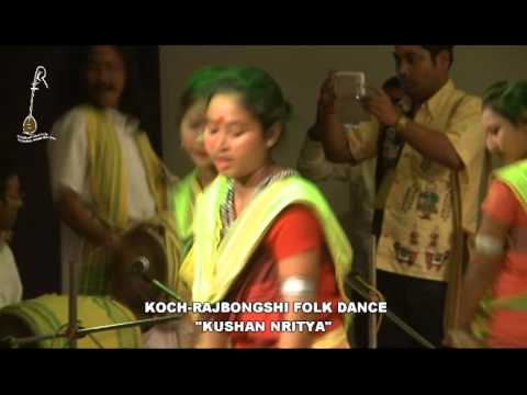 Koch-Rajbongshi Seminar 2014 || New Delhi Cultural Workshop || PART 1