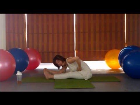 [Yoga trị liệu] giúp chữa các chứng bệnh đường ruột, loại bỏ mỡ bụng, chữa đau lưng,