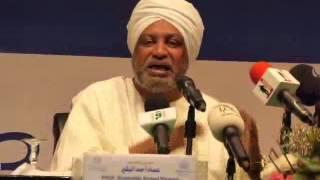 محاضرة عصام البشير ضمن فعاليات المؤتمر 12 للندوة العالمية للشباب الإسلامي ج2