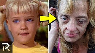 Famous Child Stars Who Ruined Their Careers