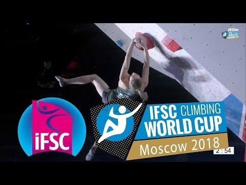 IFSC Boulder Worldcup 2018 // Moscow Women Final Report Highlights