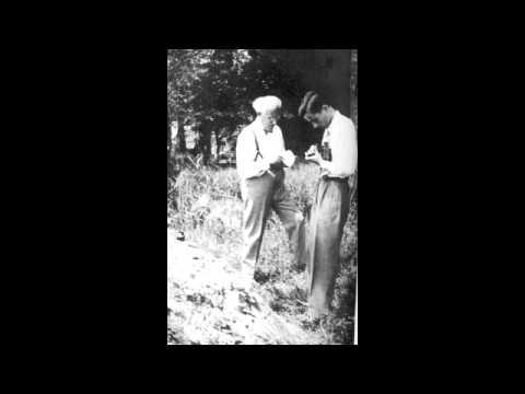 Nino Rota & Arturo Toscanini (rare voice recording, 1930)