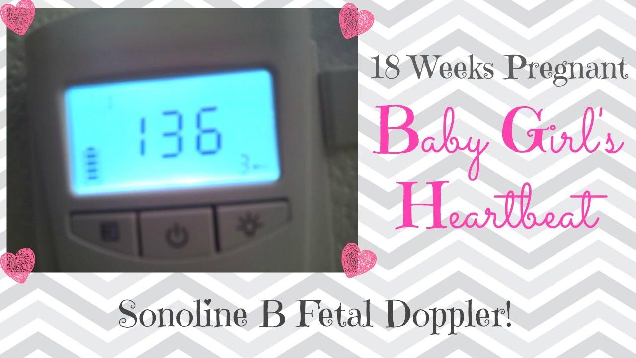 baby girl s heartbeat