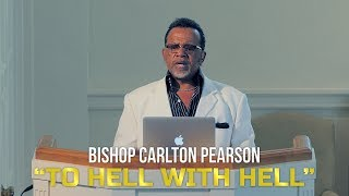 """Carlton Pearson - """"To Hell With Hell"""" at All Souls Church"""