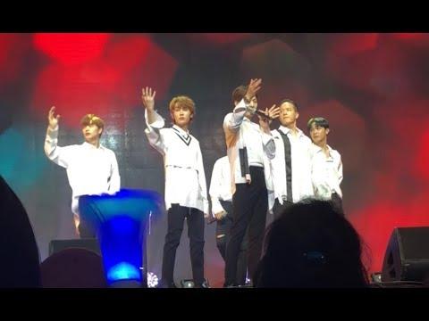 180921 비투비 (BTOB) - Jakarta Concert - 그리워하다 (Missing You)