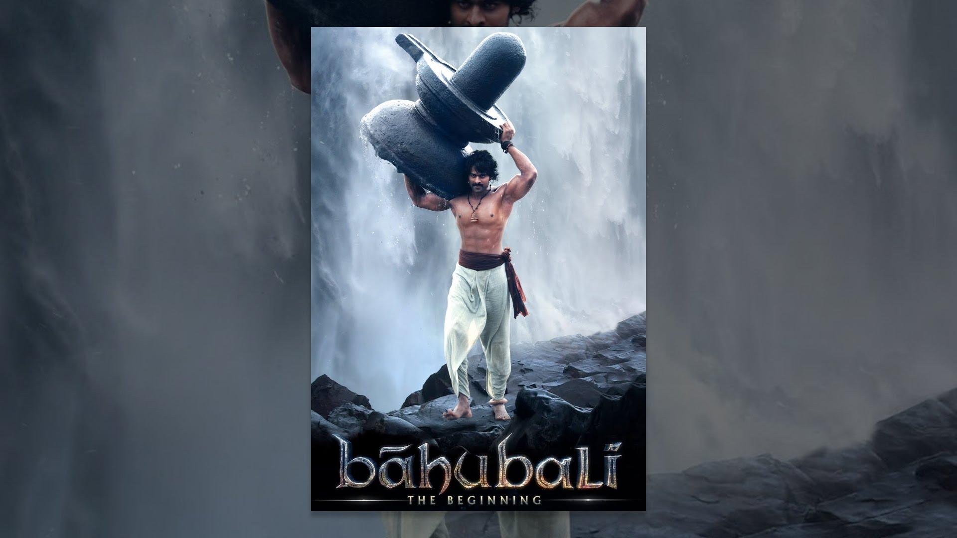 Download Baahubali: The Beginning (Hindi dubbed)