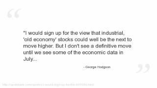 George Hodgson Quotes