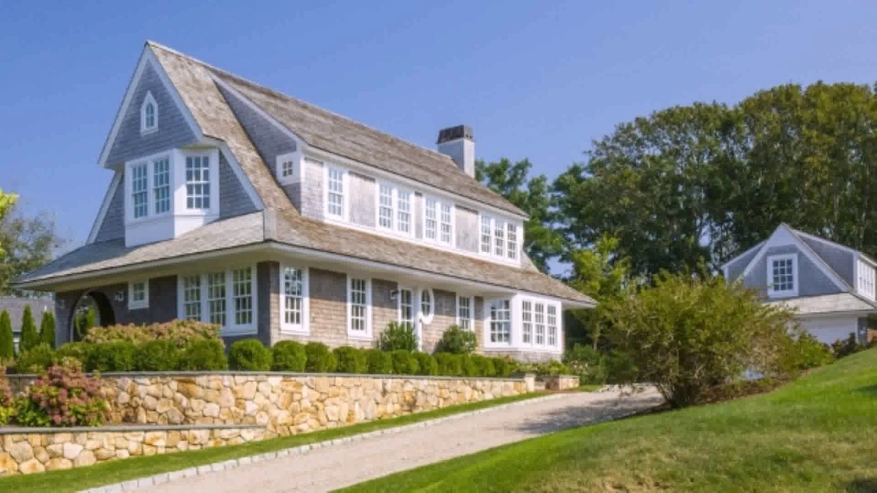 cape cod style house interior design youtube