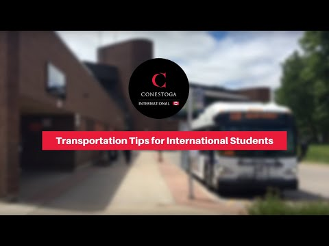 Transportation Tips for International Students