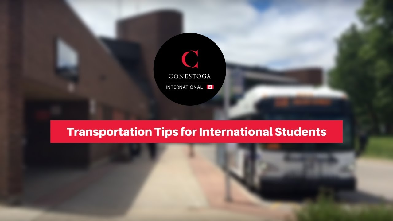 Transportation | International | Conestoga College