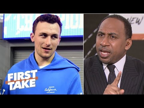 It's the end of the road for Johnny Manziel – Stephen A.   First Take