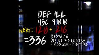 Def Ill - Wossawerfer (Being Abramowitch II) [AUDIO]