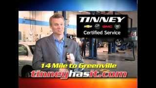 Tinney Greenville Auto Service