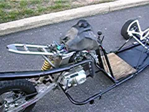 how to make a homemade go kart without welding