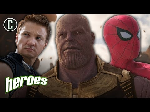 Avengers Infinity War: Who Will Thanos Kill in the First Five Minutes? - Heroes