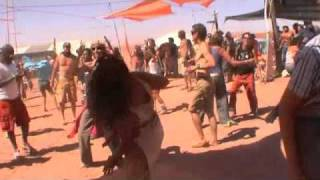 THE OUTBACK ECLIPSE FESTIVAL 2002 PART ONE