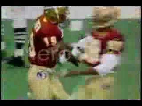 Florida State Seminoles E.G. Green