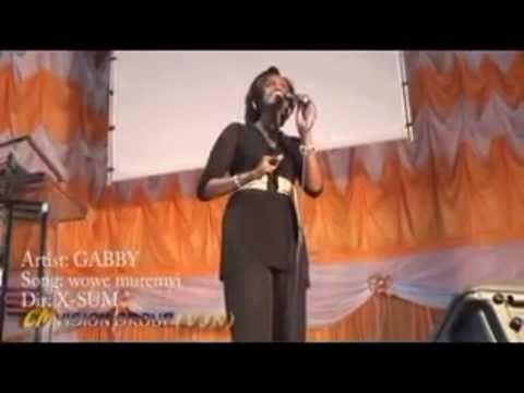Wowe Muremyi  by Gaby