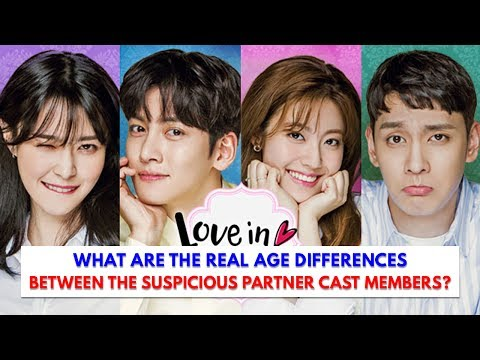 What Are The Real Age Differences Between The Suspicious Partner Cast Members?