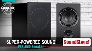 Hi-Fi Review ! PSB's AM5 - MSG Added to the Award-Winning P5 Speaker (Take 2; Ep:23)