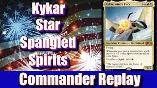 Kykar Star Spangled Spirits vs Grunn Daxos Pashalik Mons