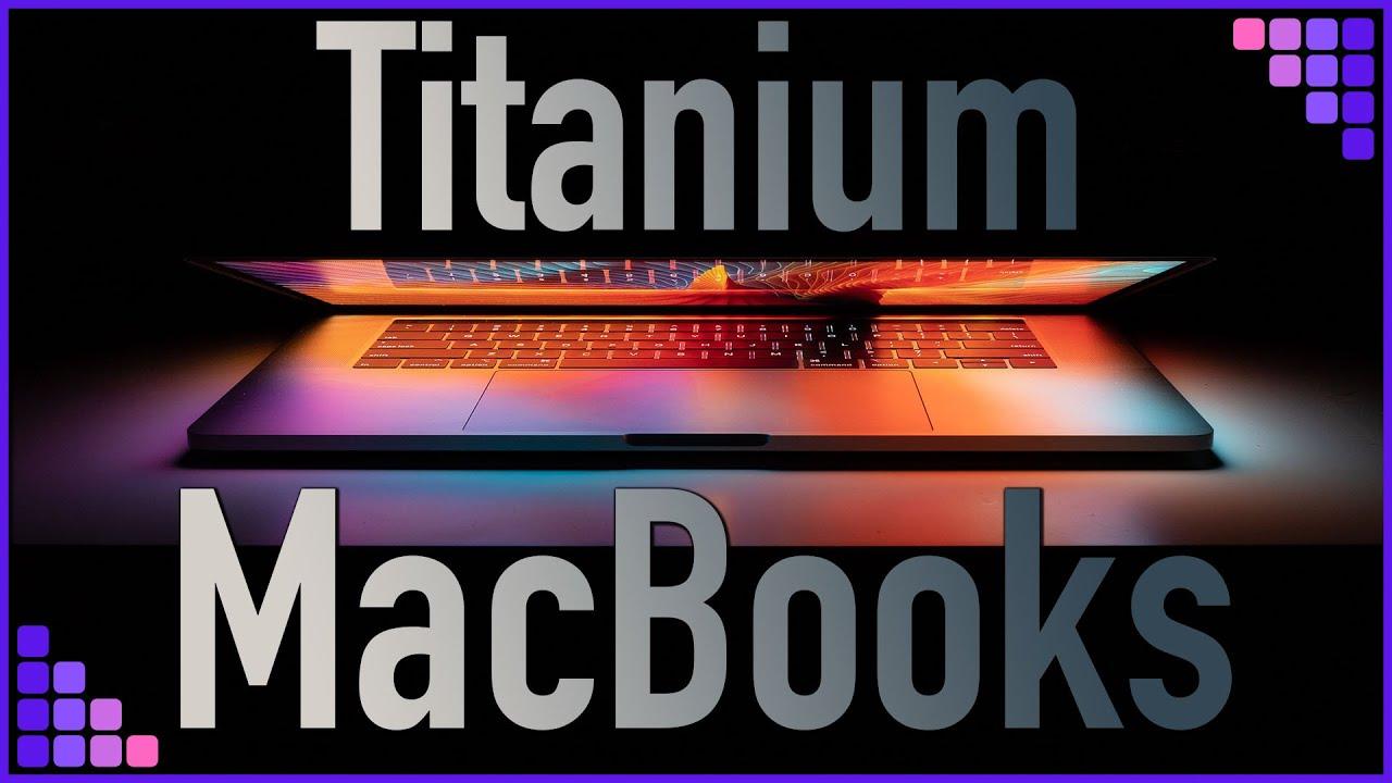 Apple to ditch ALUMINIUM for TITANIUM MacBooks? Steve Jobs Statue