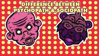 Difference Between PSYCHOpath and SOCIOpath (New Info)