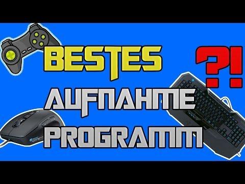 Gute Aufnahmeprogramme FГјr Spiele