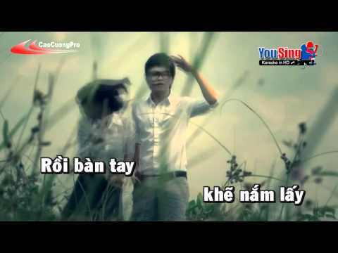 Bay Giua Ngan Ha Karaoke - Nam Cuong