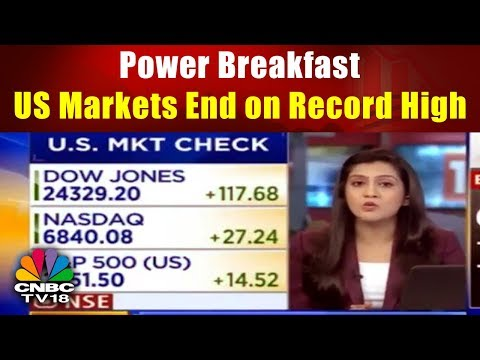 Power Breakfast | US Markets End on Record High; Mixed Trade in Asian Markets | | 11th Dec