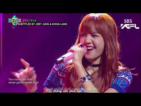 [VIETSUB] SURE THING (Miguel) - BLACKPINK COVER