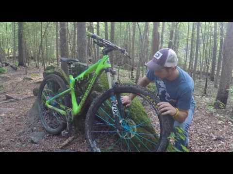 The New 2016 Industry Nine Trail245 Wheelset - A Review