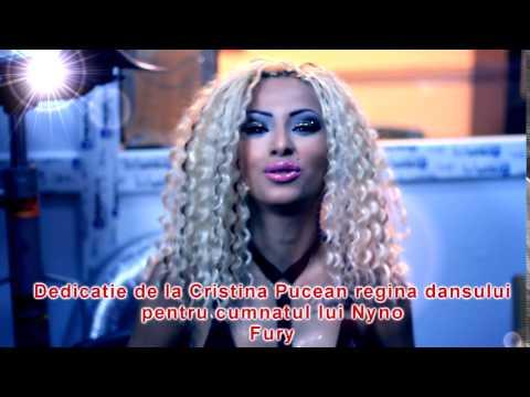 Cristina Pucean - Dedicatie pt Fury cumnatul lui Nyno