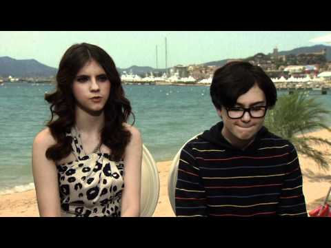 Kara Hayward and Jared Gilman's Official 'Moonrise Kingdom' Interview - Celebs.com