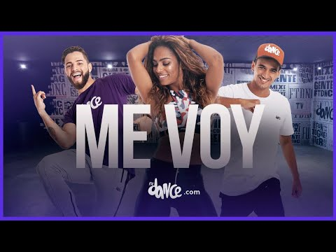 Me Voy - Rombai | FitDance Life (Coreografía) Dance Video