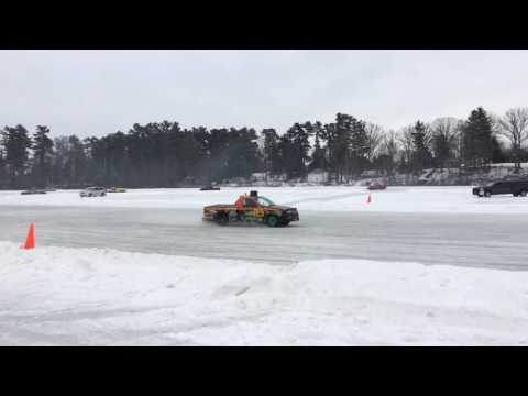 Rice lake ice racing feature 2/11/17