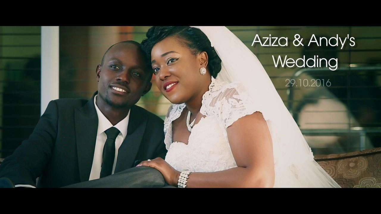 aziza u0026 andy u0027s wedding trailer 2016 youtube