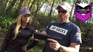 Getting Newbies in to Shooting!! W/ Military Arms Channel & a SilencerCo Maxim 9 Review