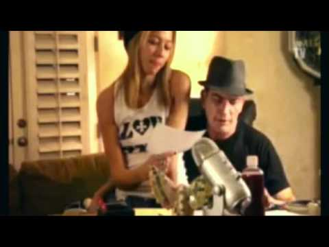'Charlie Sheen Show' Continues On Actor's New Web Series (03.07.11)