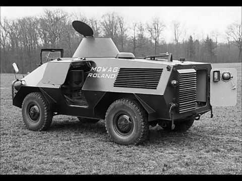 MOWAG Tanks & Trucks